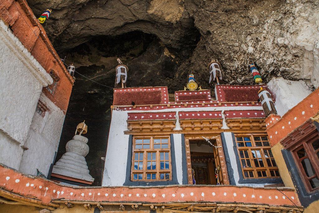 O enigmático Monastério de Phugtal, na Índia 06