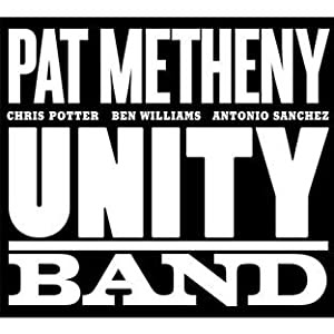 Pat Metheny  - Unity Band  cover