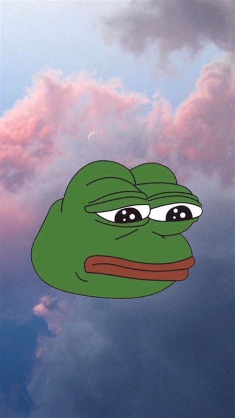 pepe background wallpapers   frog wallpaper