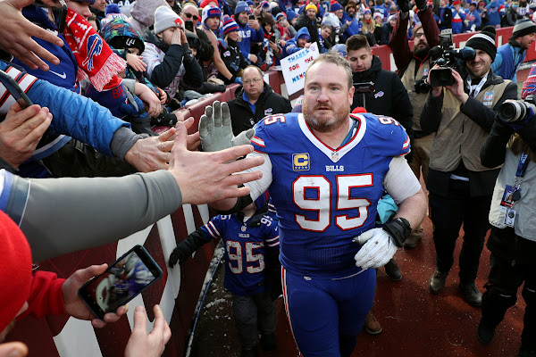699587410 Google News - Kyle Williams to retire from Bills - Overview