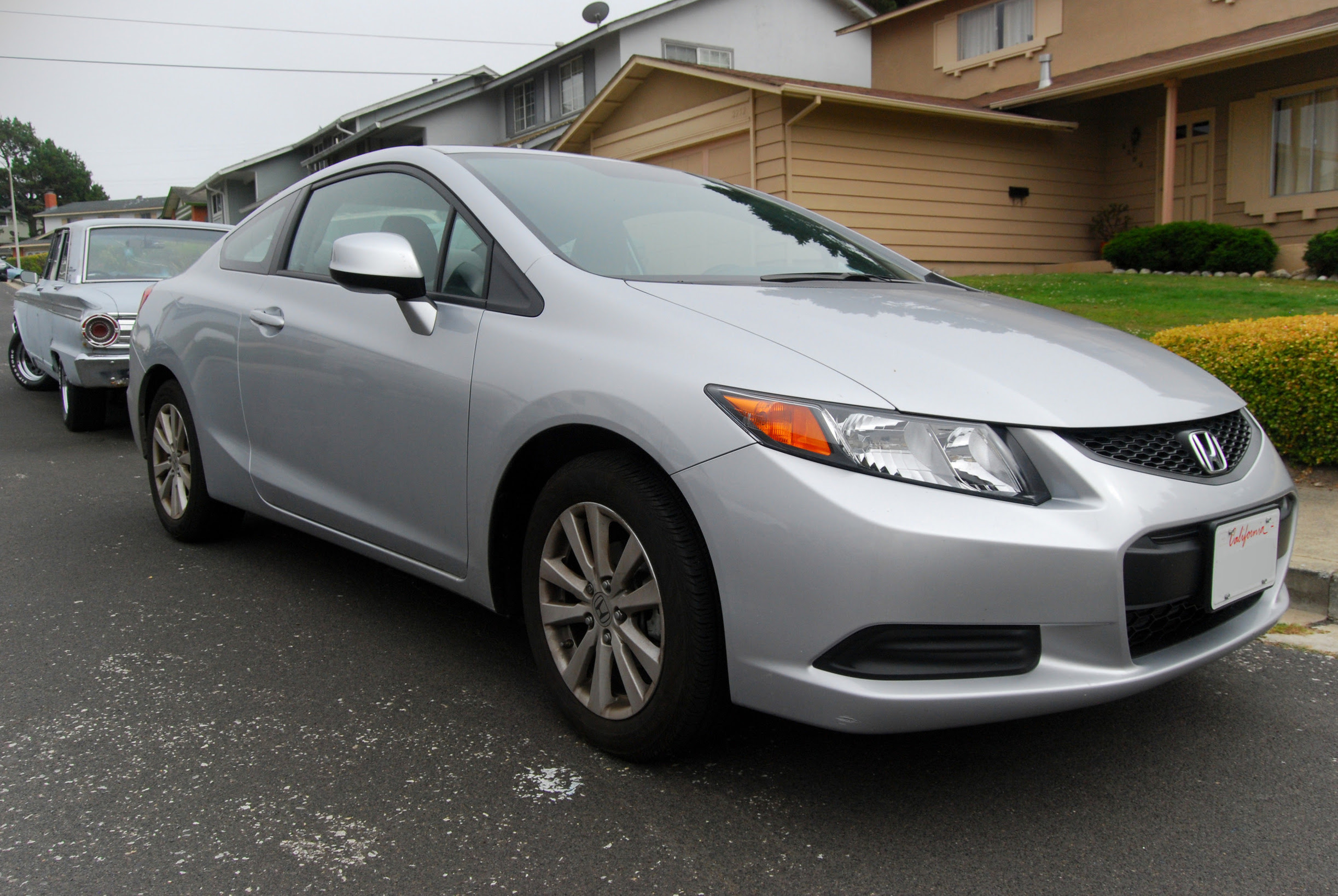 Review: 2012 Honda Civic EX-L Coupe