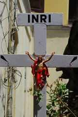Jesus Has Yet Not Decided Whether To Leave Facebook or Join Google+ by firoze shakir photographerno1