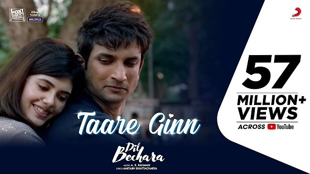 Taare Gin lyrics in English - Mohit Chauhan | Shreya Ghoshal