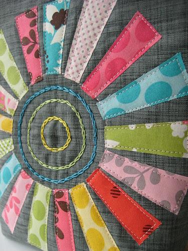Poppy pouch by Poppyprint