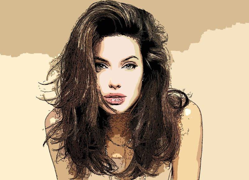 Angelina Jolie Militia