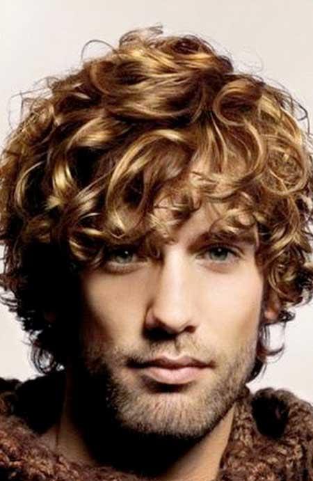7 Best Mens  Curly  Hairstyles  Mens  Hairstyles  2019