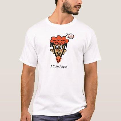 A Cute Geek Pun T-Shirt