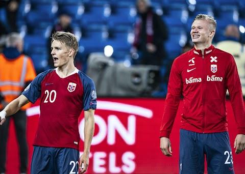 A seleção norueguesa pode ser a sensação dos próximos anos