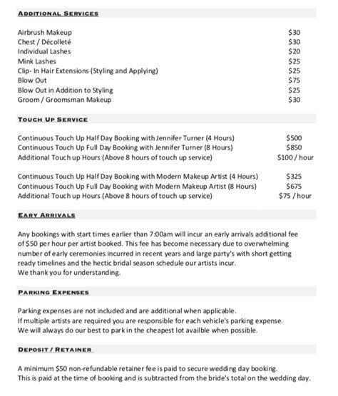 Bridal Makeup Prices   Modern Makeup Mobile Makeup and Hair