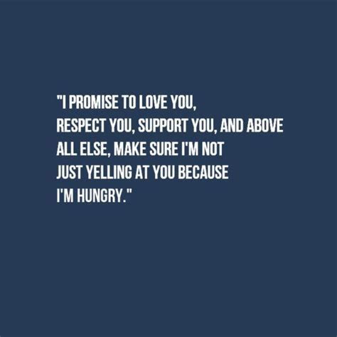 "Wedding Quotes : ""I promise to love you, respect you"