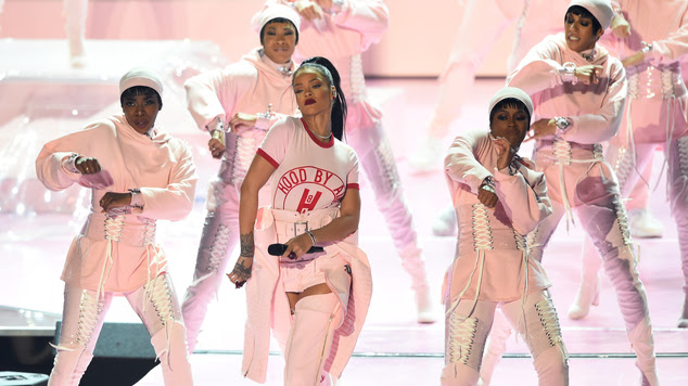 Image result for rihanna vma 2016 performance