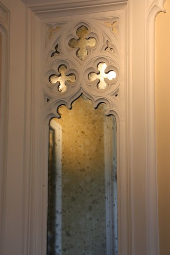 Old Mirror at Wray Castle