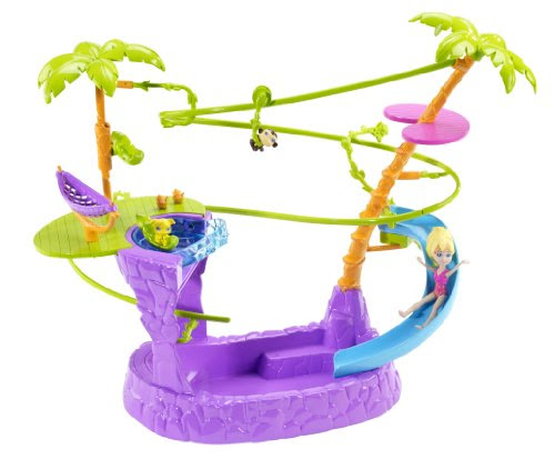 Polly Pocket Zip 'N Splash Playset