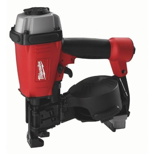 Milwaukee 7120 21 3 4 To 1 3 4 Inch Coil Roofing Nailer
