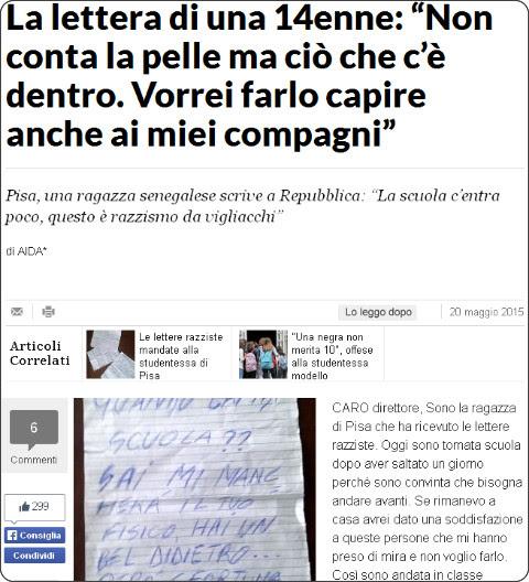 http://www.repubblica.it/cronaca/2015/05/20/news/_non_conta_la_pelle_ma_cio_che_c_e_dentro_vorrei_farlo_capire_anche_ai_miei_compagni_-114789592/?ref=HREC1-5