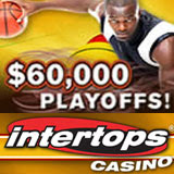 Hoops Hype Inspires Intertops Casino 60K June Casino Bonuses for Frequent and Occassional Players