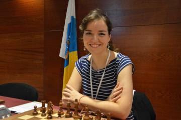 Sabrina Vega, subcampeona de Europa 2016