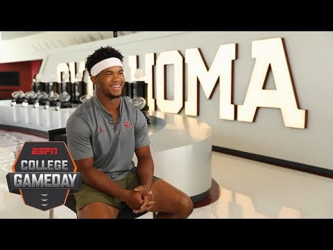 Kyler Murray says he's the best Texas HS QB of all time | College GameDay
