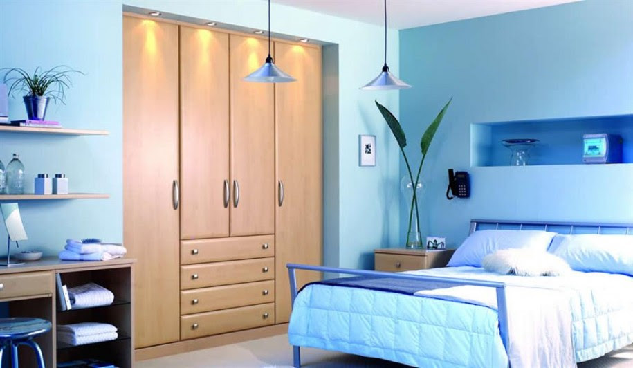 Bedroom: Luxury Blue Aquatic Paint Colors For Small Bedrooms ...