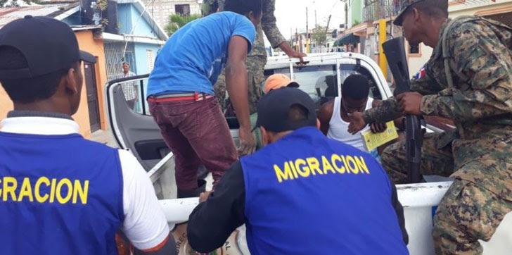 Resultado de imagen para migracion apresa haitianos
