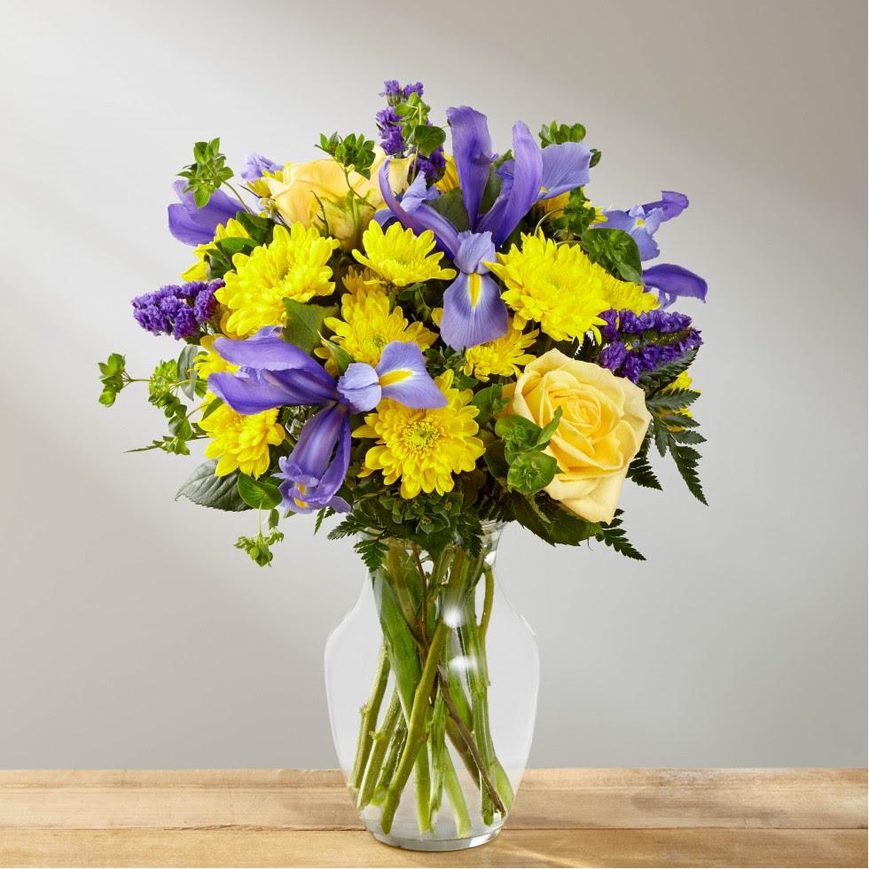 The FTD® Cottage View™ Bouquet - Fleuriste la Diva