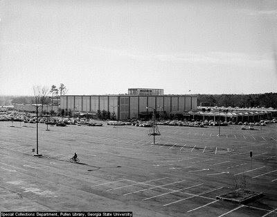 Sky City Retail History Lenox Square Mall Atlanta Ga