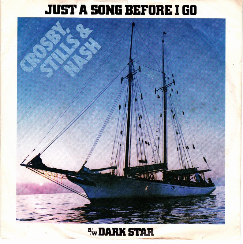 45cat - Crosby, Stills And Nash - Just A Song Before I Go / Dark ...