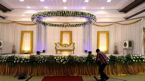wedding manavarai decorators in coimbatore