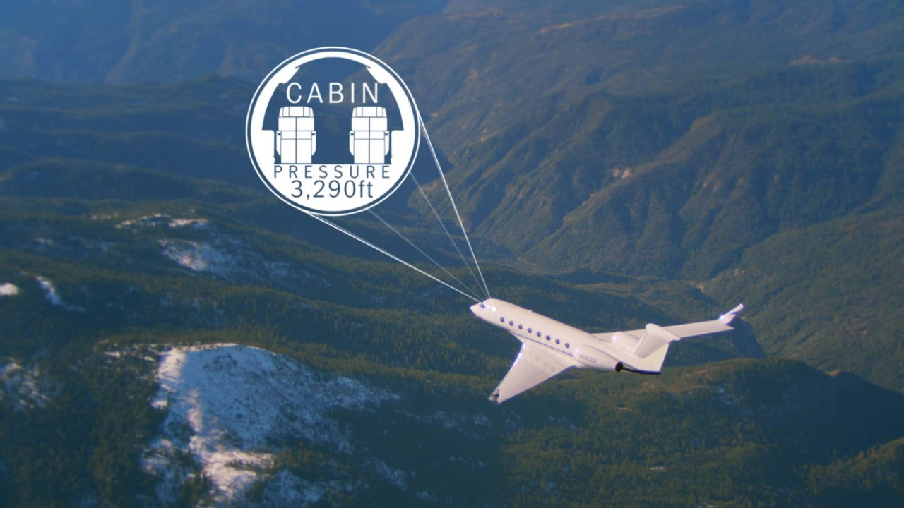 Gulfstream Aerospace Aircraft G650