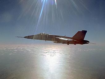 F/A-18E/F Super Hornet. Фото с сайта boeing.com