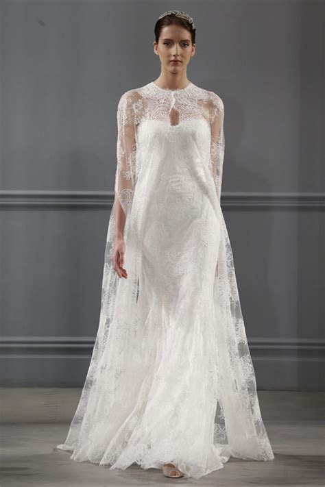 2014 Monique Lhuillier Wedding Dresses Collection   New