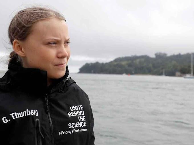 O negócio lucrativo por trás da ativista Greta Thunberg