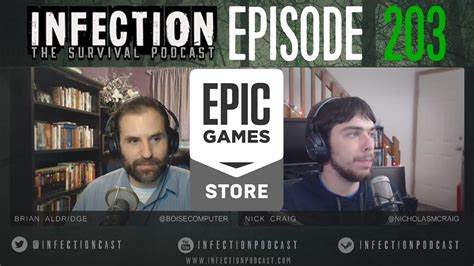 buy infection  survival podcast episode