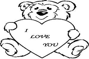 Coloriage Mickey Et Minnie Amoureux