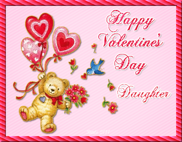 Happy Valentines Day Daughter Quote Pictures Photos And Images