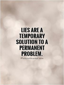Quotes About Lies 1336 Quotes