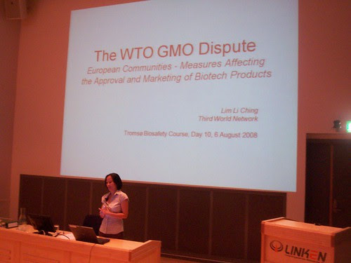 Presentación de Lim Li Ching by aburridoguaynabocom.