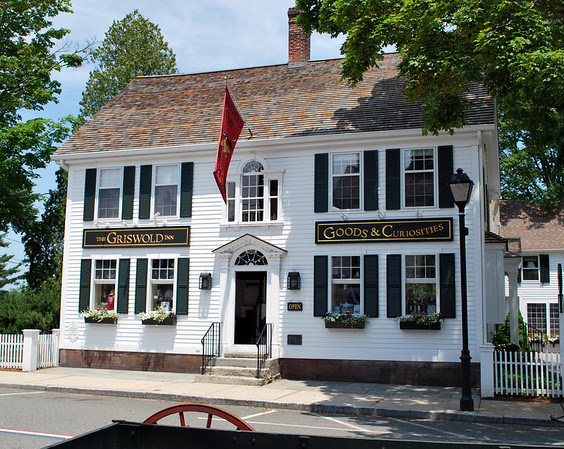 The Griswold Inn Store