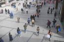 Germany's coronavirus reproduction rate dips below critical threshold