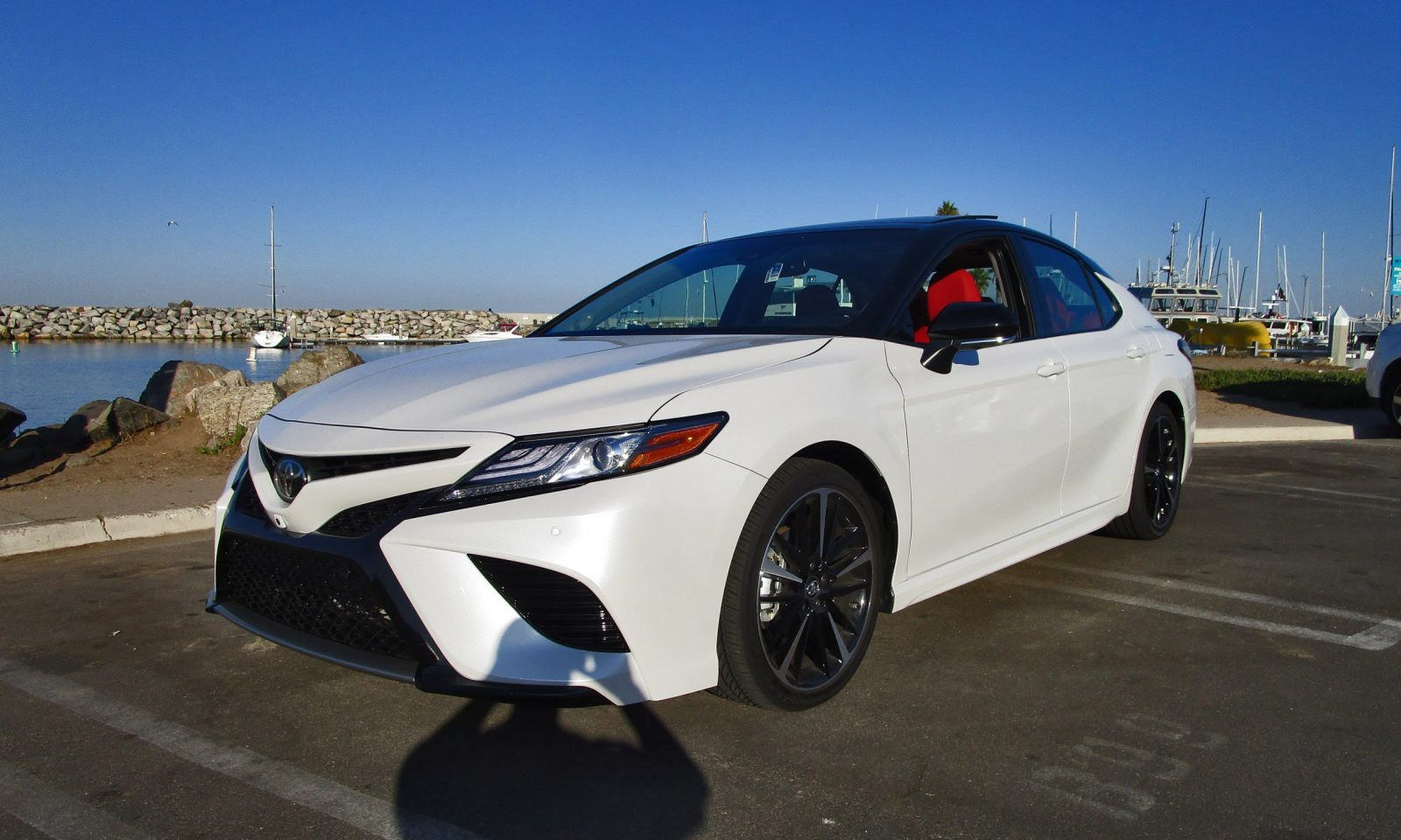 2018 Toyota CAMRY XSE V6 Ben Lewis 1