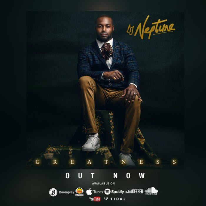[KL MUSMusic] DJ Neptune Ft. Kizz Daniel – Wait