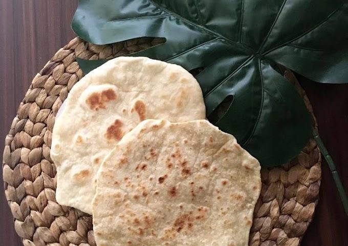 Cara Praktis Mempersiapkan Roti Arab (خبز) Lezat