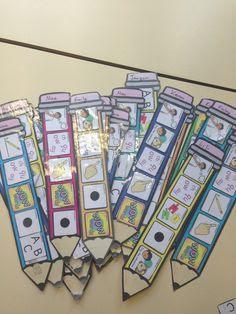 Editable Writing Target Cards Pencils - Twinkl   Begin Year ...