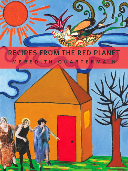 Image result for Meredith Quartermain, Recipes from the Red Planet,