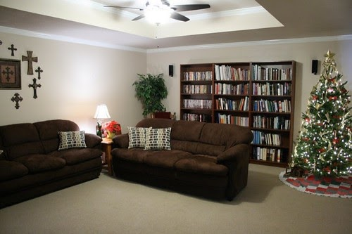 There is no place like home garage conversion family room for Garage family room