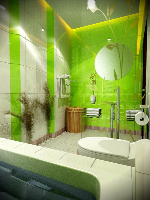 http://www.almrsal.com/wp-content/uploads/2013/12/Green-and-White-bath-by-4bedDesign-582x776.jpg