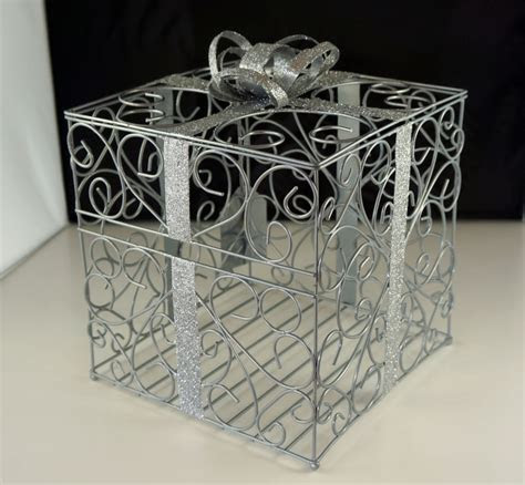 Cathy?s Concepts Reception Gift Card Holder   Doozie Weddings