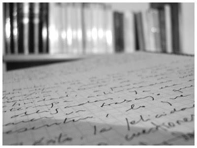 067. Muerte lenta de la escritura