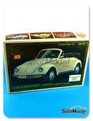 Maqueta de coche 1/24 SpotModel - IMAI - Volkswagen Escarabajo cabrio