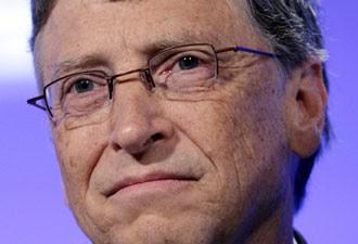 Fortuna de Bill Gates está avaliada pela Bloomberg em US$ 72,7 bilhões (Foto: Reuters)